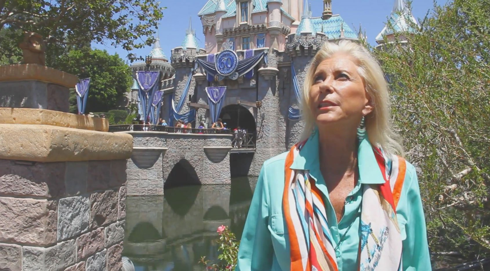 Disneyland 60th Anniversary Memories featuring CORNICHE Travel Owner, Anastasia Mann